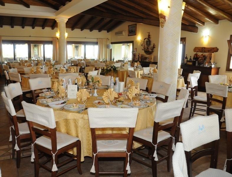 Sala per ristoranti a San Teodoro
