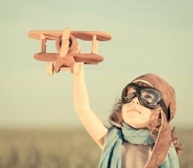 giochi di legno, aeroplani, assortimento di articoli