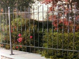 recinzione da esterno