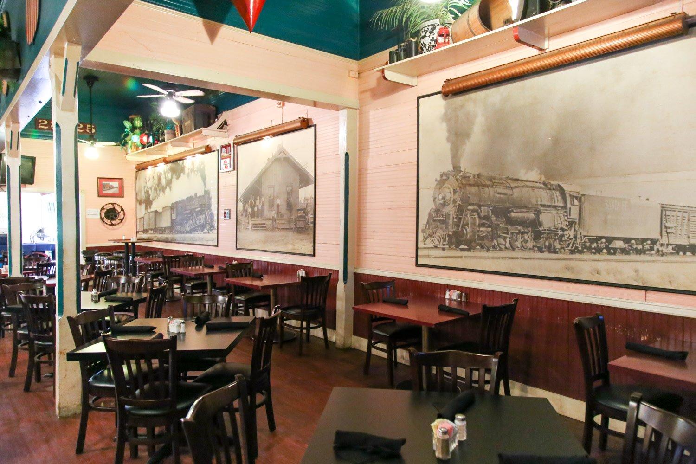 The Legendary Barn Door Steakhouse Odessa Tx