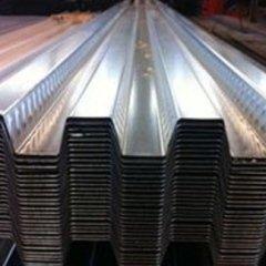 lamiere grecate zincate EGB 210, lamiere, ferro,