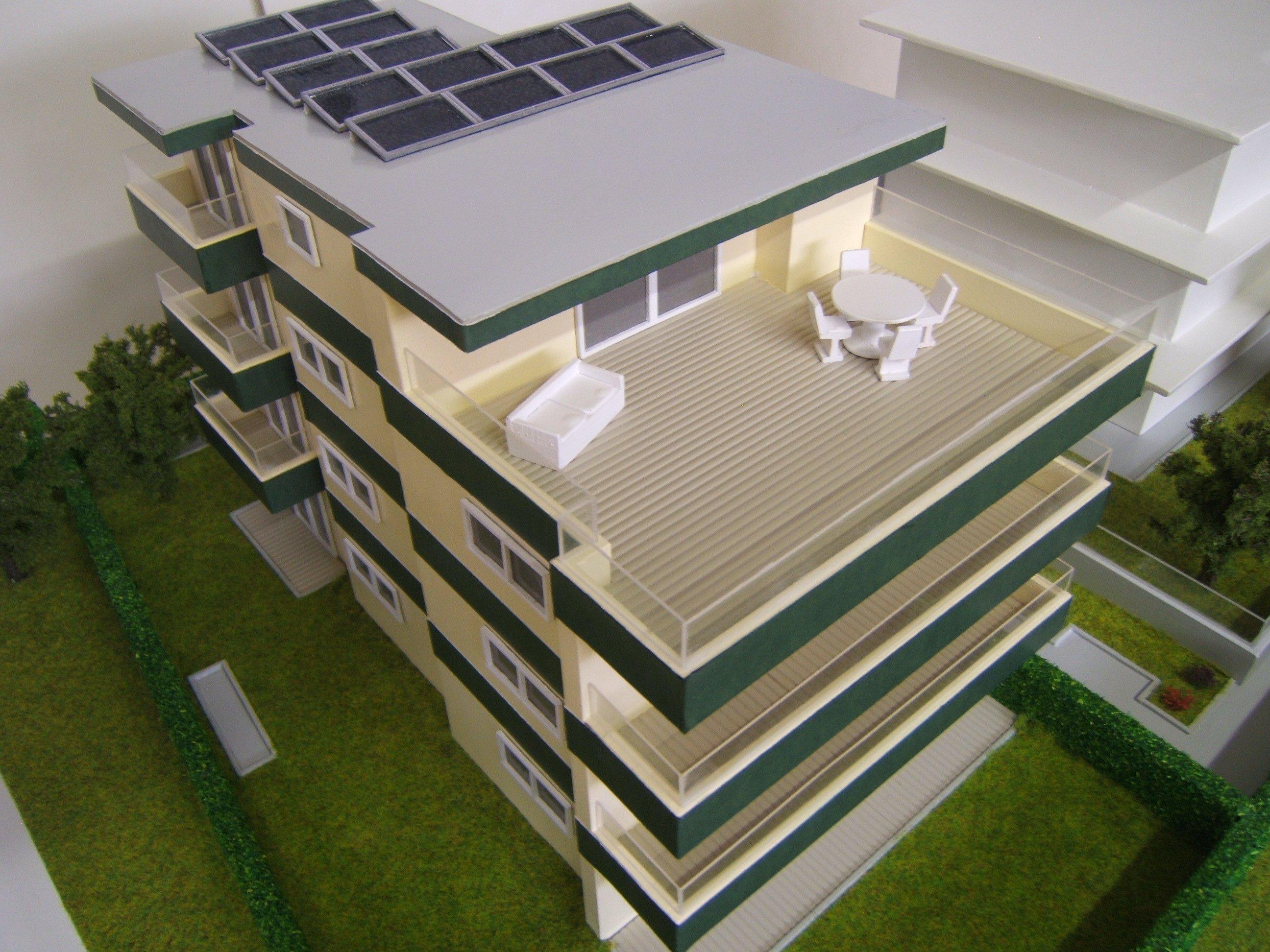 plastico terrazzo appartamento