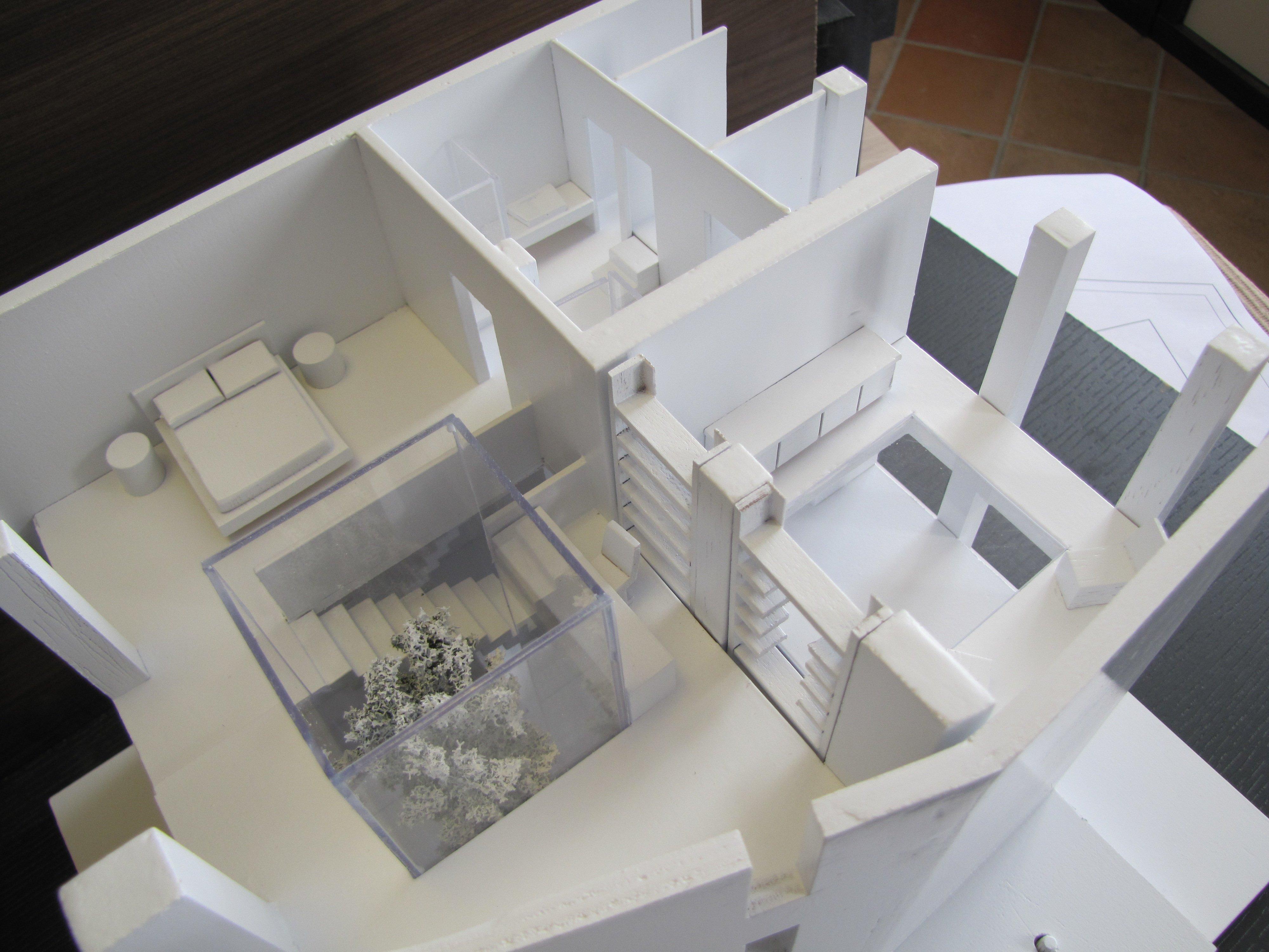 diorama arredi scala 1-25