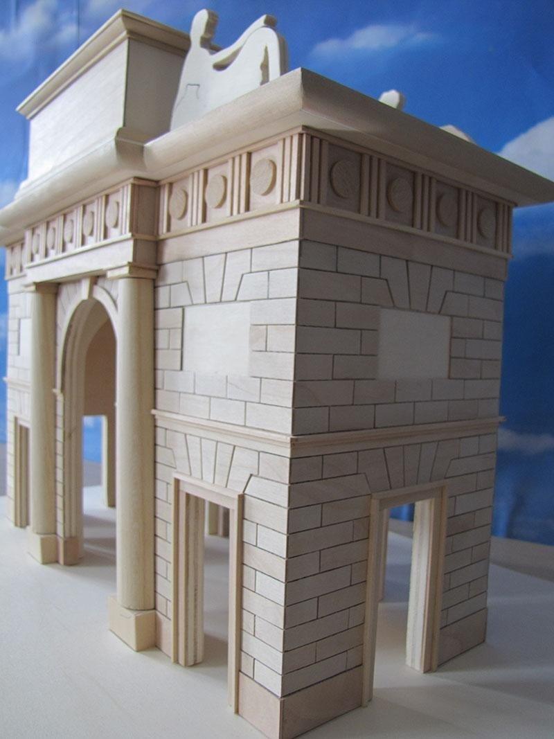 plastici architettonici tesi di laurea