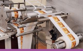 Produzione etichette per l'industria