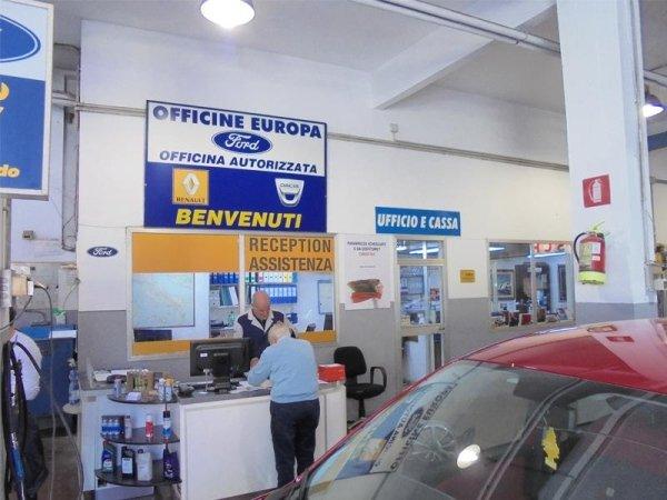 servizi auto officina roma