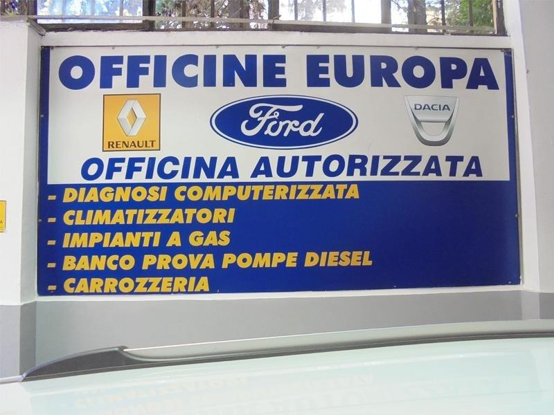 Officine Europa – Roma