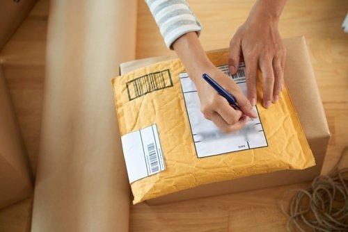 firma per ricevuta pacco