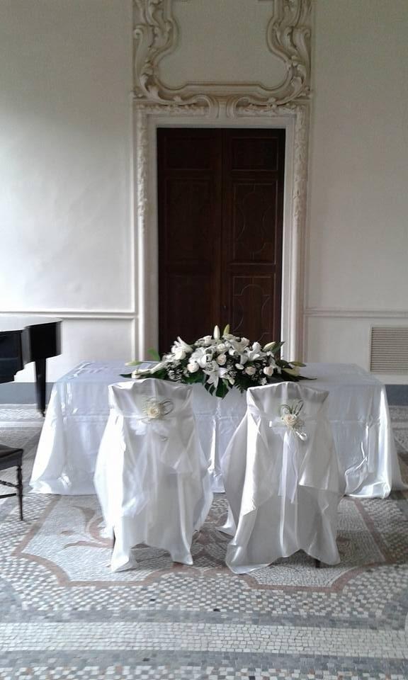 matrimonio castello di Vinovo