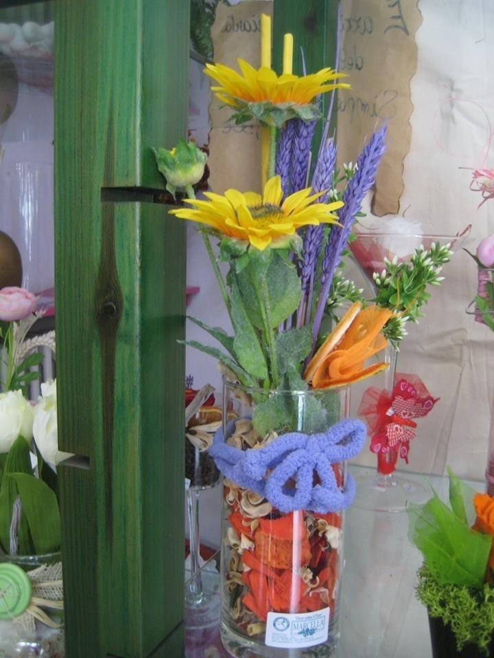 fiori finti torino