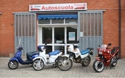 motocicli Autoscuola Futura Pisa