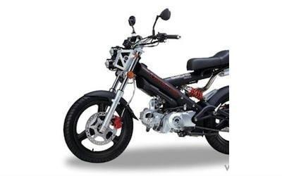 Ciclomotore 50 a Marce patente AM manuale