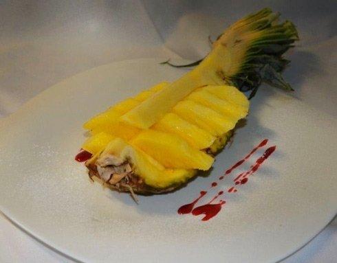 Ananas in bellavista