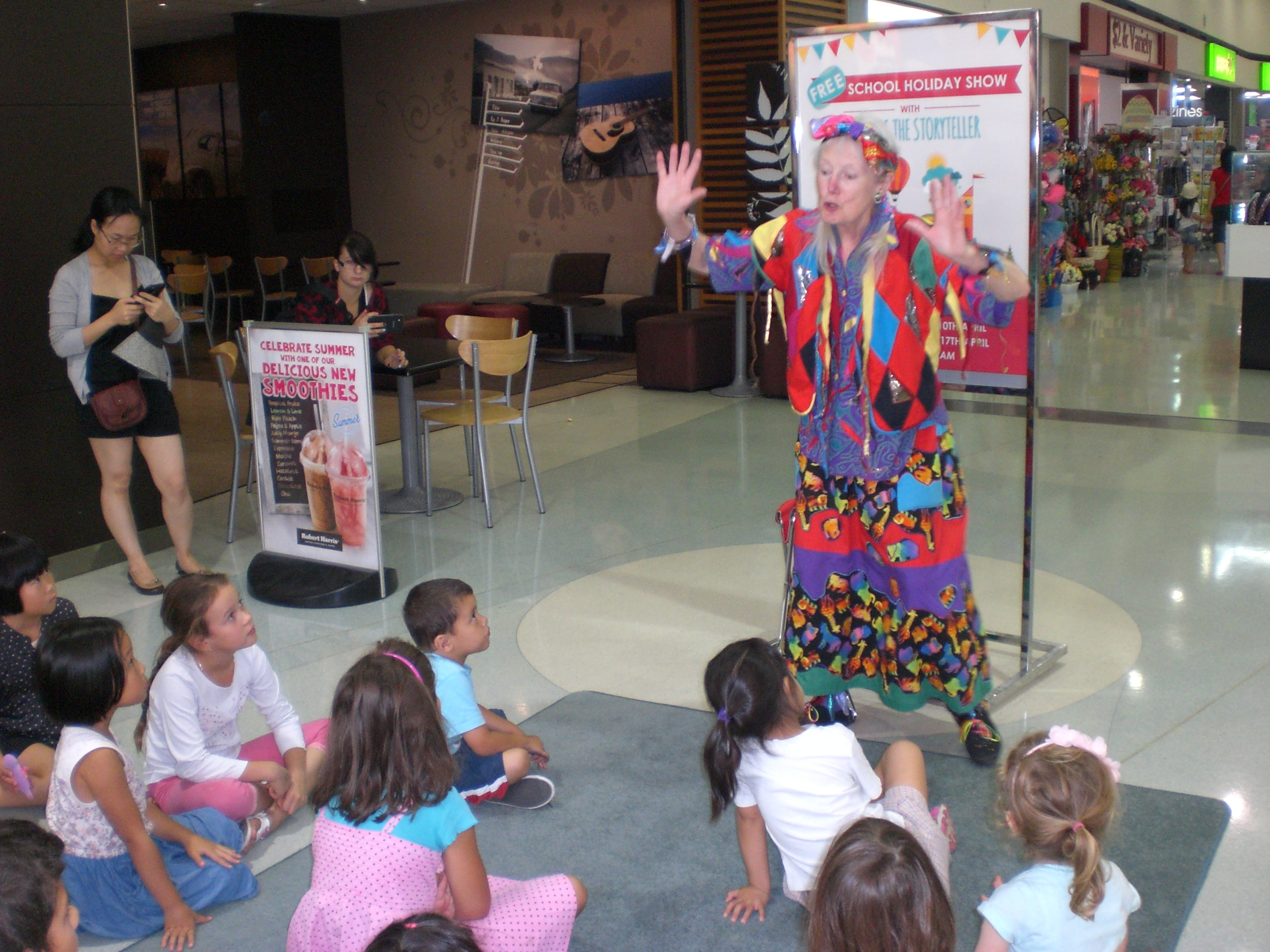 Storytelling Birthday Parties Special Occasions Schools Auckland - Childrens birthday party ideas auckland