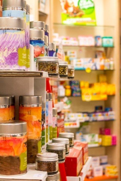 prodotti di erboristeria