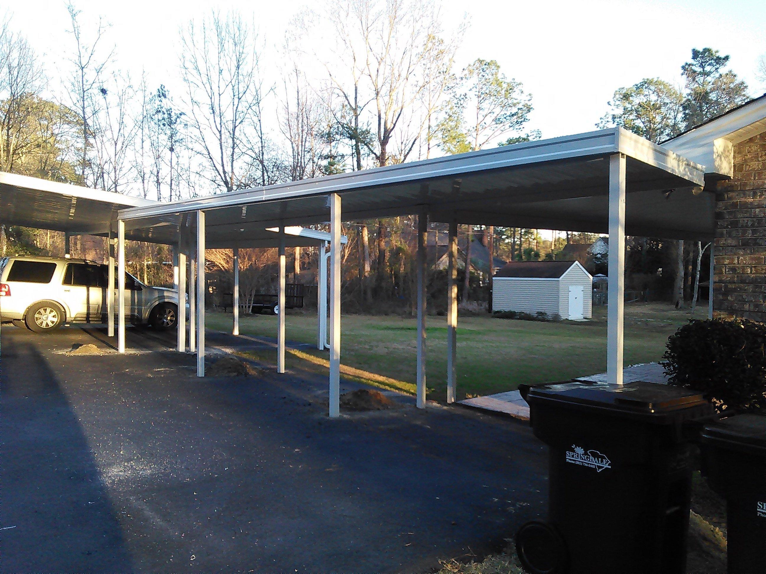 Screen Enclosures Columbia, SC