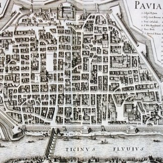 topografia Pavia