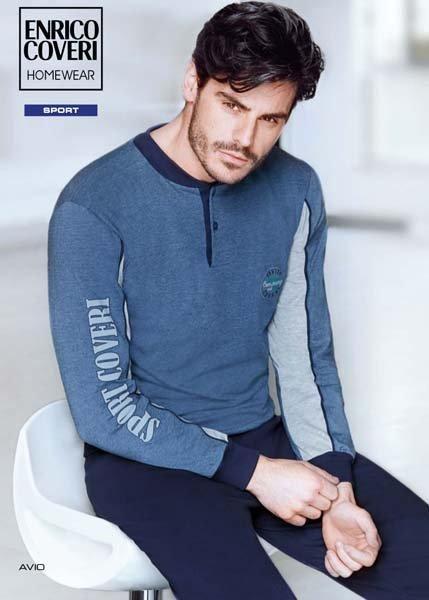 banner pubblicitario Enrico Cover Underwear