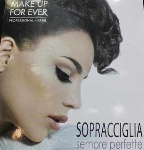 Sopracciglia Perfette , make up for ever