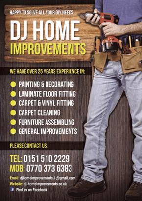Bespoke furniture - Runcorn, Cheshire - D J Home Improvements
