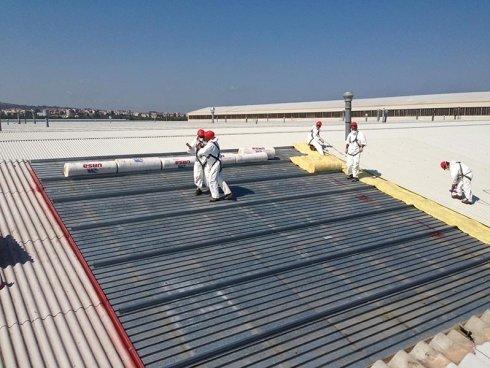 ditta smantellamento strutture amianto, azienda smantellamento strutture amianto, servizio smantellamento strutture amianto