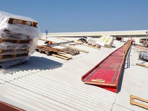 impresa di rimozione amianto, coperture edili, edilizia rimozione amianto