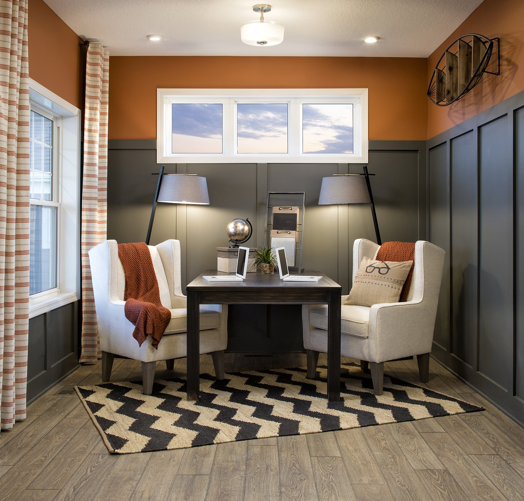 Model Home Interior Design: Model Home Interior Design Firm