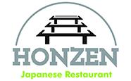 HONZEN JAPANESE RESTAURANT - LOGO