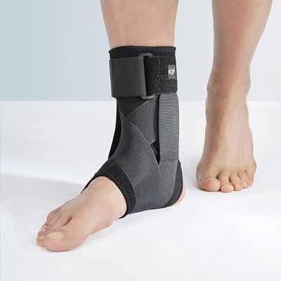 cavigliera elasticizzata con bendaggio funzionale FGP