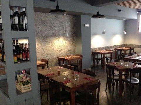Olio&Farina Roma, ristorante