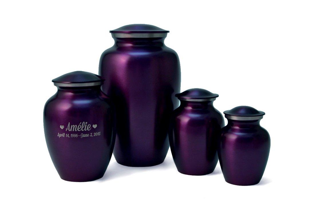 Classic Pet Violet Urn