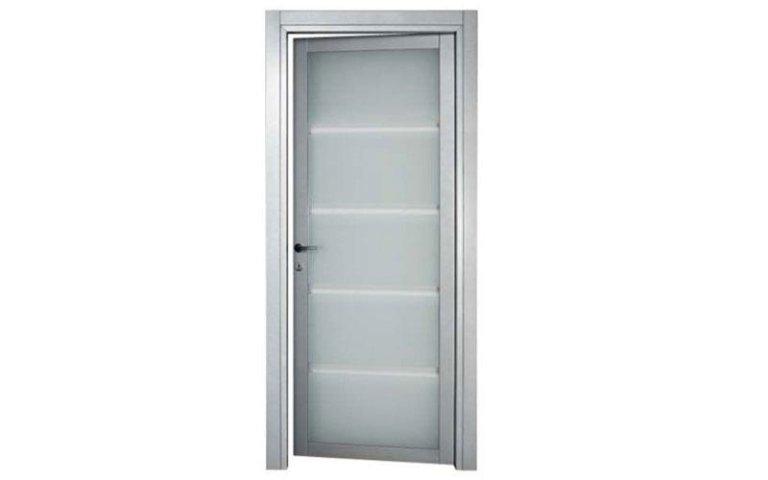 porta belvedere laccato grigio