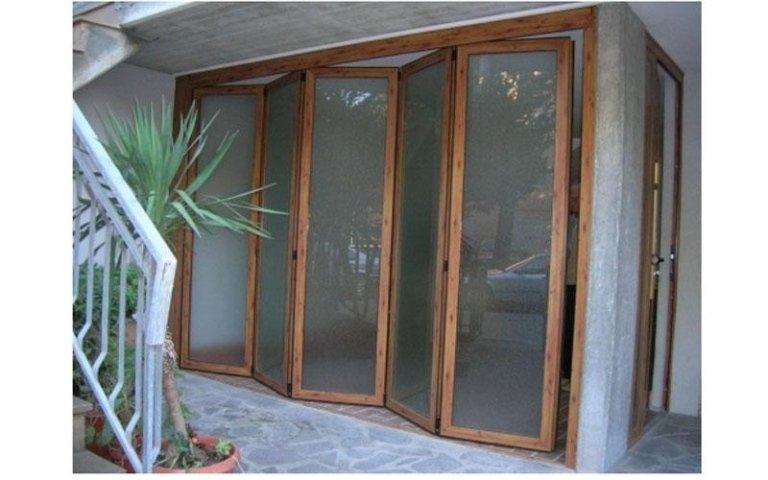vetrata portafinestra