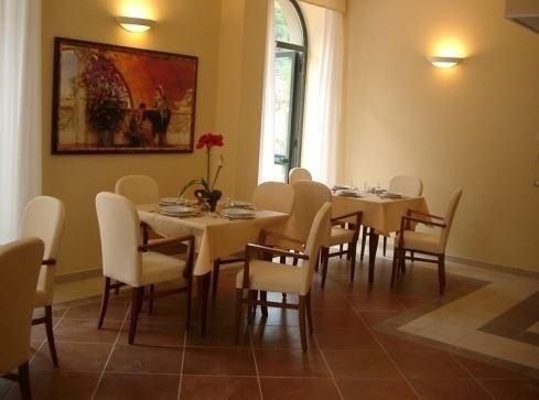accoglienza Villa Laura Pontassieve