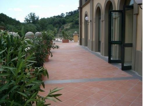 struttura Villa Laura accoglienza
