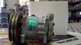 Compressore , filtro abitacolo