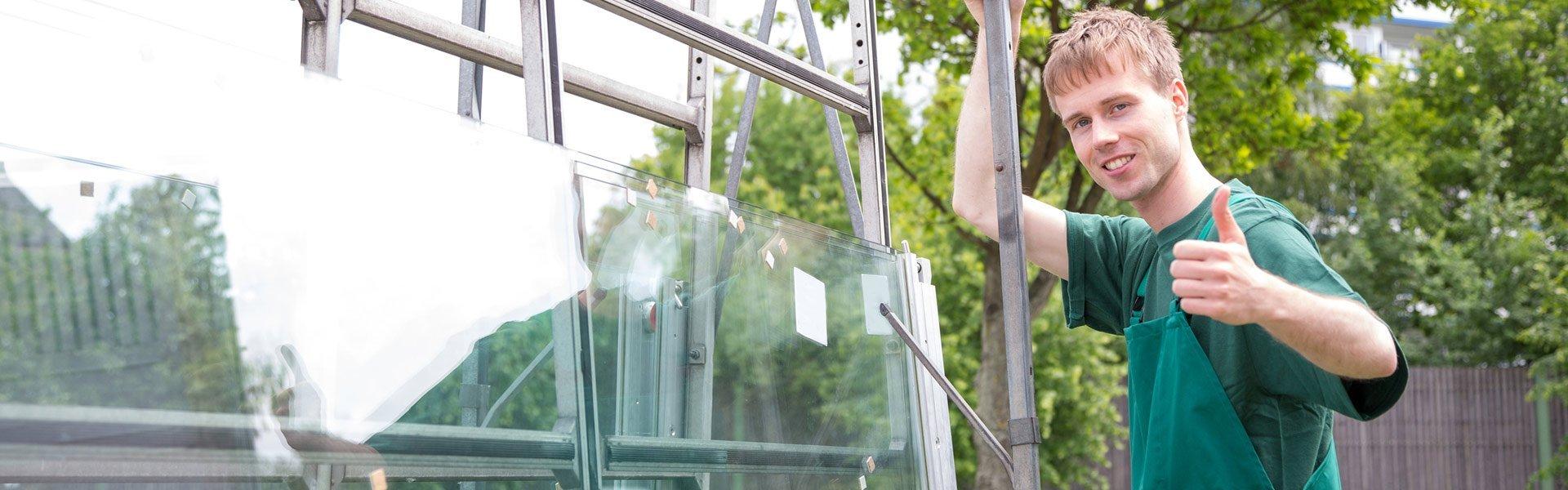 panther glass pty ltd glass on trailer