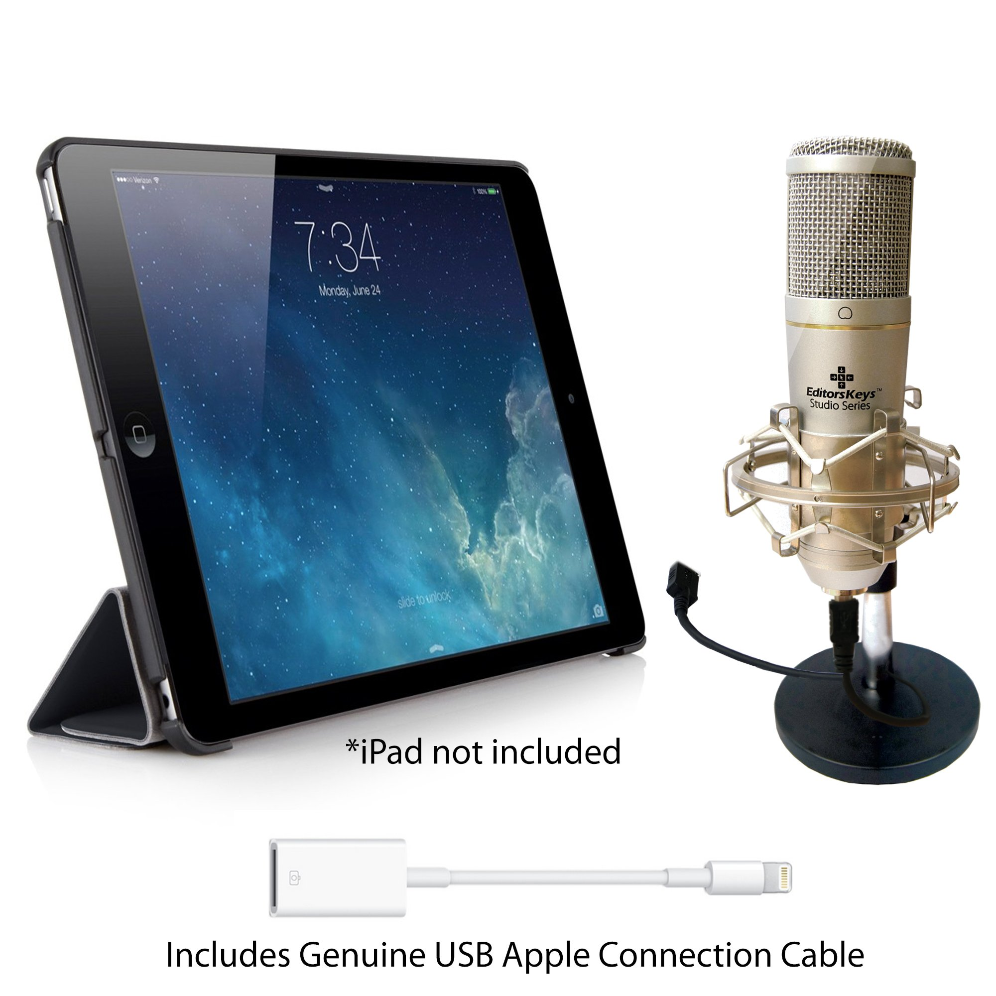 ipad air microphone ipad mini microphone new ipad 3 microphone editors keys. Black Bedroom Furniture Sets. Home Design Ideas