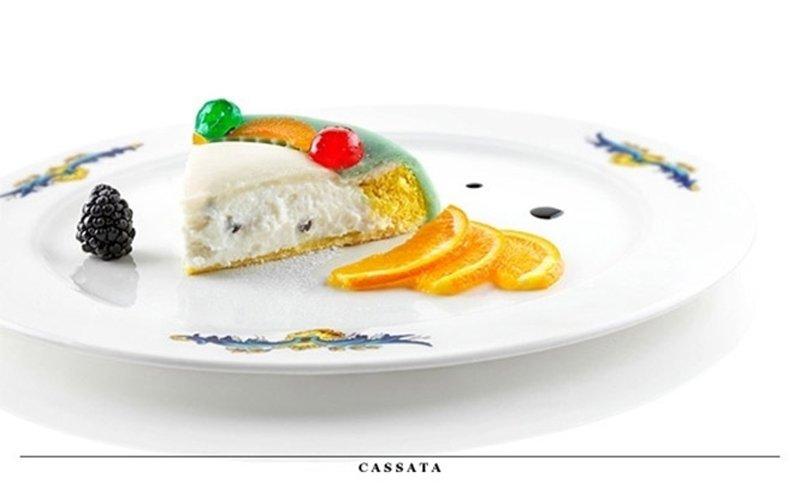 pesce con arancia