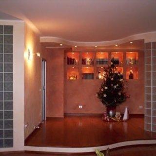 decorazioni con stucco