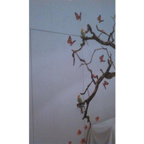 Decorazione albero Wall & decò