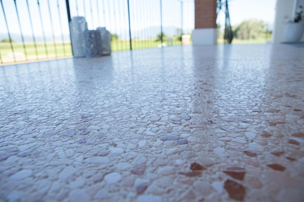 pavimenti alla veneziana