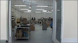 laboratorio calzaturificio