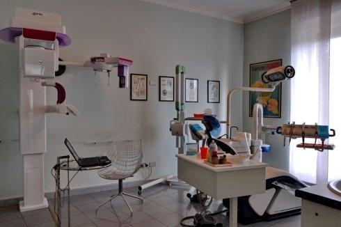 computer studio dentistico