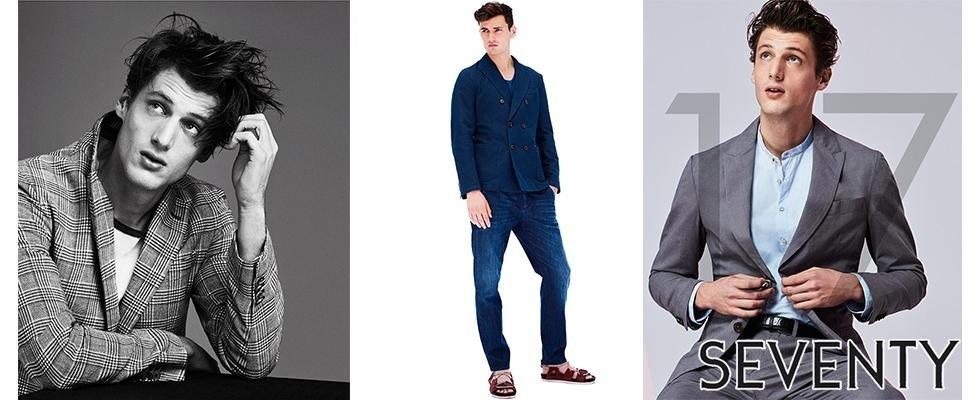 abbigliamento uomo roma