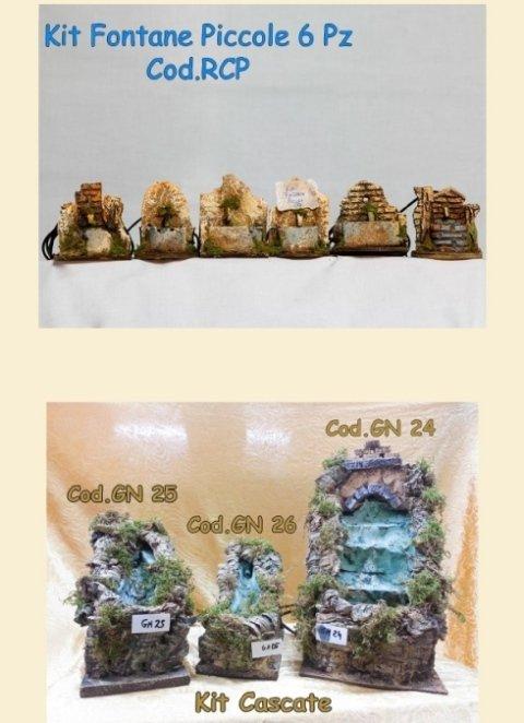 Accessori varie misure per presepi