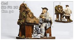 statuette per presepio