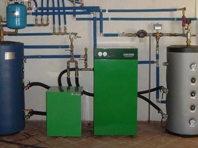 macchinari impianti geotermico