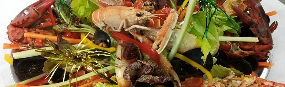 specialità di pesce - Iseo - Brescia