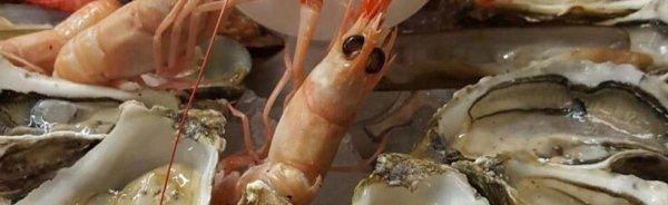 piatti di pesce - Iseo - Brescia
